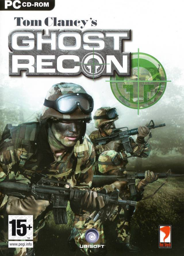 Tom Clancy's Ghost Recon 5 в 1