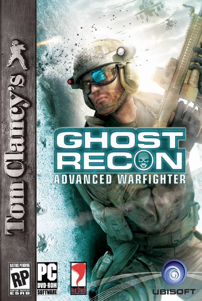Tom Clancy's Ghost Recon: Advanced Warfighter - Dilogy