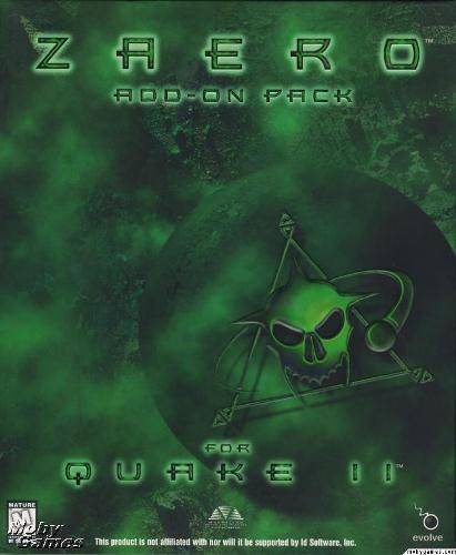 Quake II + The Reckoning + Ground Zero + Juggernaut + Zaero + Графомоды