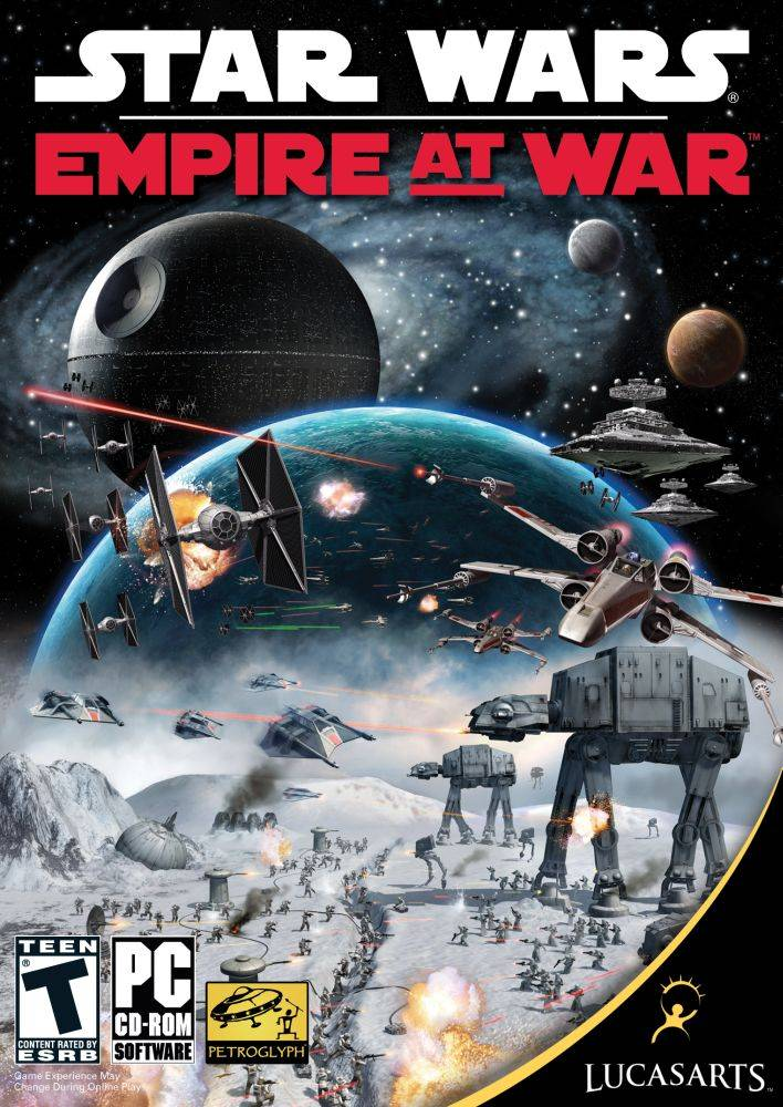 Обложка Star Wars Empire At War Collection