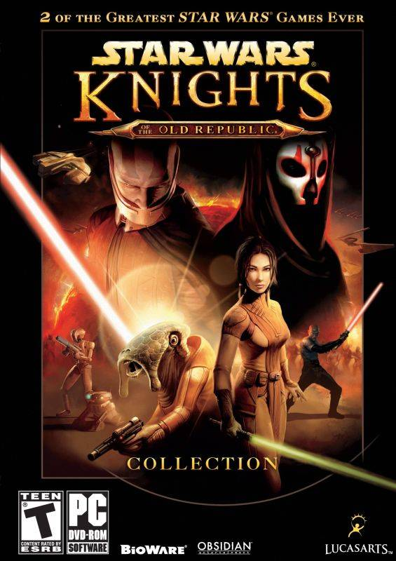 Star Wars: Knights of the Old Republic - Дилогия