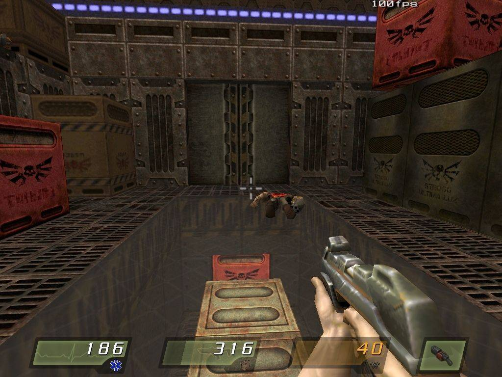 Научно-фантастическая компьютерная игра в жанре шутера от первого лица, разработанная raven software при непосредственной поддержке id software и изданная activision в 2005 году