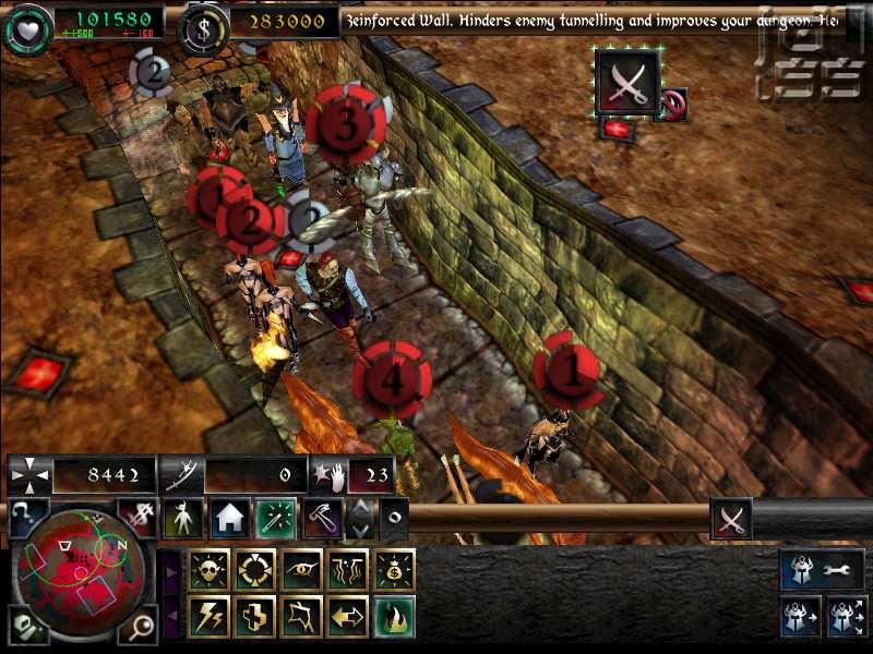 Скачать dungeon keeper 2 скачать торрент.