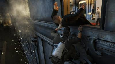 первый скриншот из Tom Clancy`s Splinter Cell: Conviction