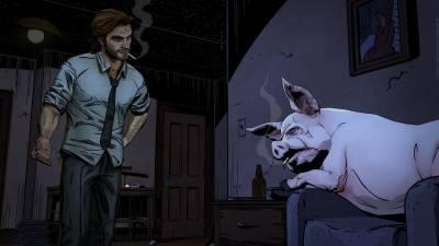 второй скриншот из The Wolf Among Us: Episode 1 - 5