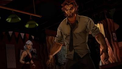 четвертый скриншот из The Wolf Among Us: Episode 1 - 5
