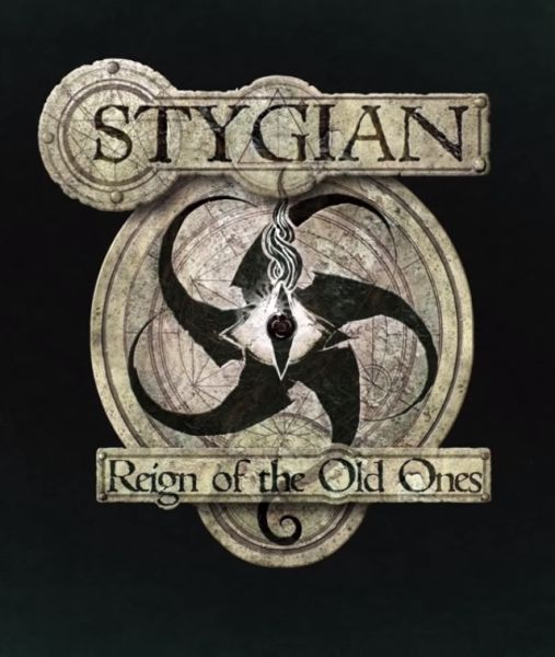 Обложка Stygian: Reign of the Old Ones