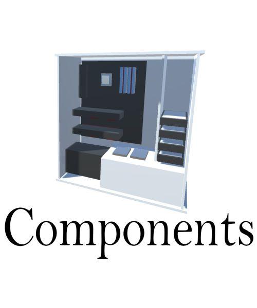 Обложка Components