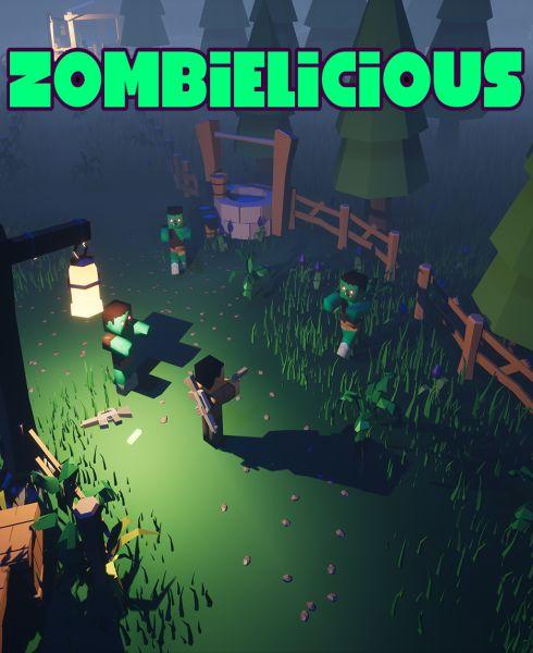 Обложка Zombielicious