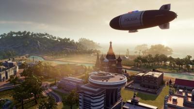четвертый скриншот из Tropico 6