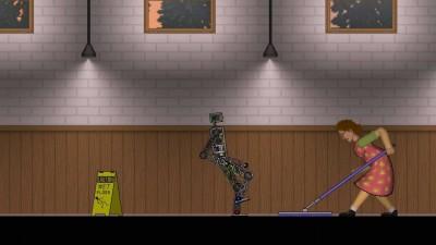 первый скриншот из Cybermotion