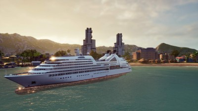 третий скриншот из Tropico 6