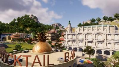 первый скриншот из Tropico 6