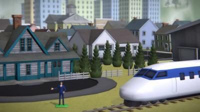 четвертый скриншот из Train Frontier Classic