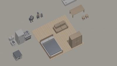 четвертый скриншот из Our Cramped Little World