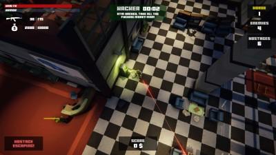 четвертый скриншот из The Final Heist