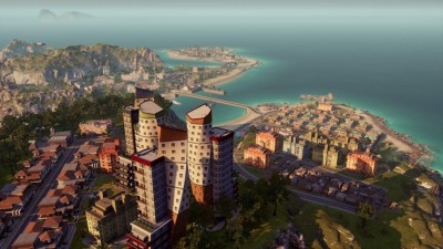 второй скриншот из Tropico 6