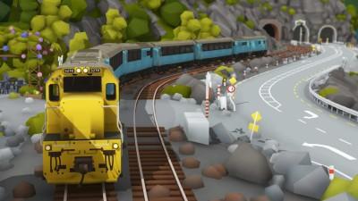 первый скриншот из Train Frontier Classic