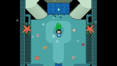 четвертый скриншот из Oceantale
