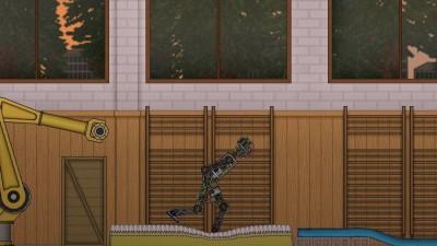второй скриншот из Cybermotion