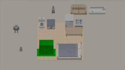 первый скриншот из Our Cramped Little World