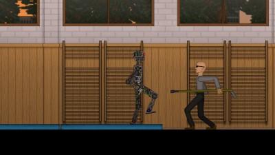 четвертый скриншот из Cybermotion