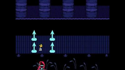 второй скриншот из Oceantale