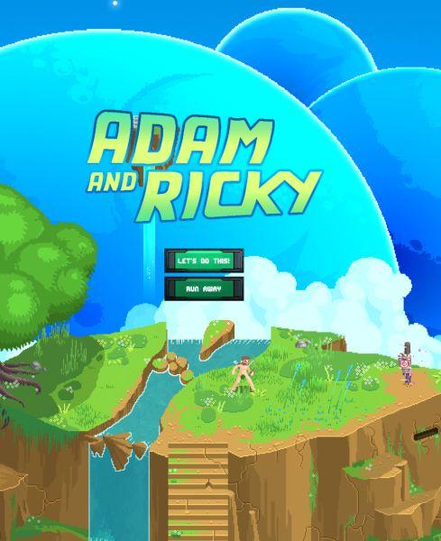 Adam and Ricky