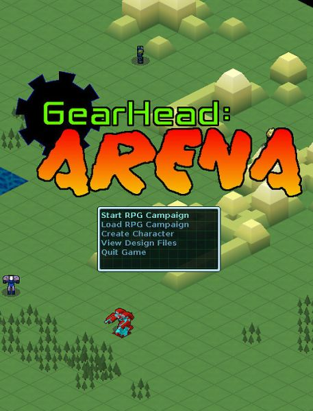 Обложка GearHead 2