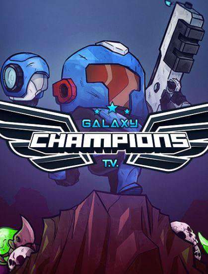 Обложка Galaxy Champions T.V