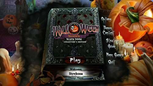 Halloween Stories 2: Black Book Collector's Edition