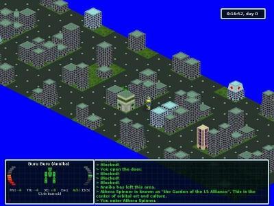 четвертый скриншот из GearHead 2