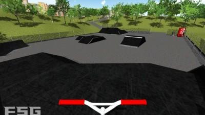 второй скриншот из Freestyle Scooter Game