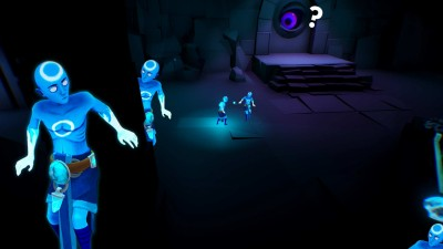 первый скриншот из Bound to Light