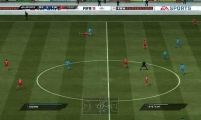 третий скриншот из FIFA 11 с составами 2018