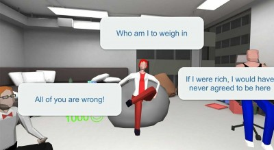 четвертый скриншот из Tolerance Speech Club