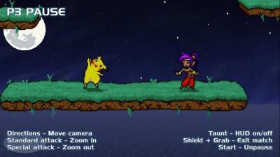 первый скриншот из Super Smash Bros: Crusade