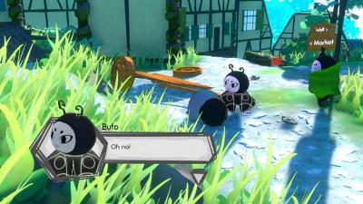 четвертый скриншот из Buto Demo