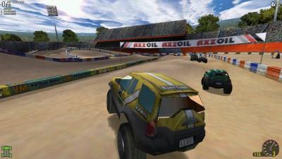 второй скриншот из Off-Road Arena / Арена 4х4