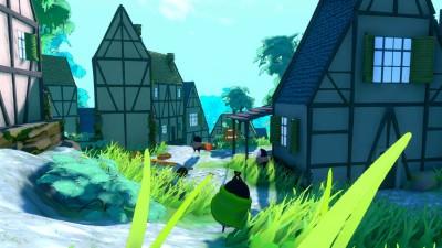 второй скриншот из Buto Demo