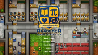 второй скриншот из Academia: School Simulator