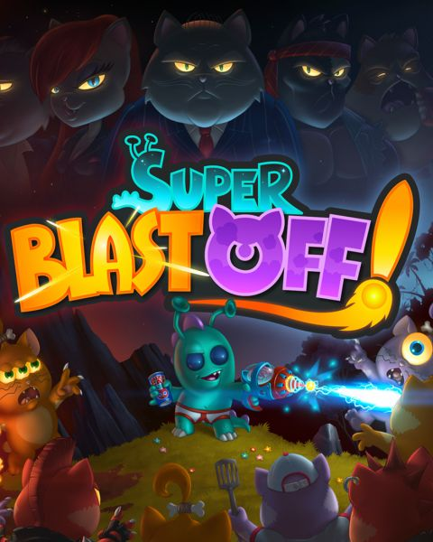 Super Blast Off