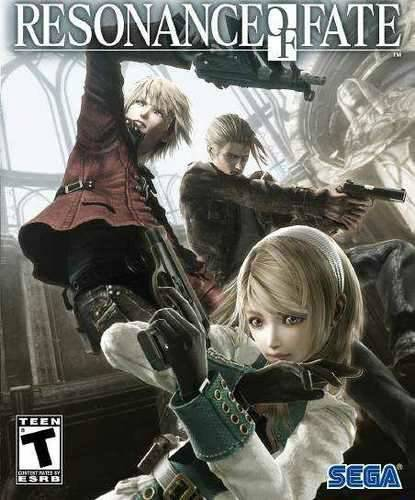 RESONANCE OF FATE™ / END OF ETERNITY™ 4K / HD EDITION