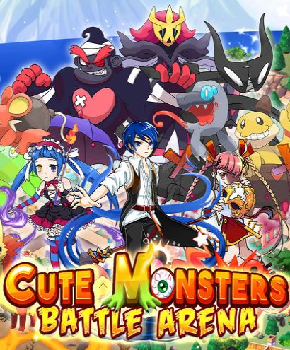 Cute Monsters Battle Arena
