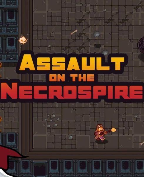 Assault on the Necrospire