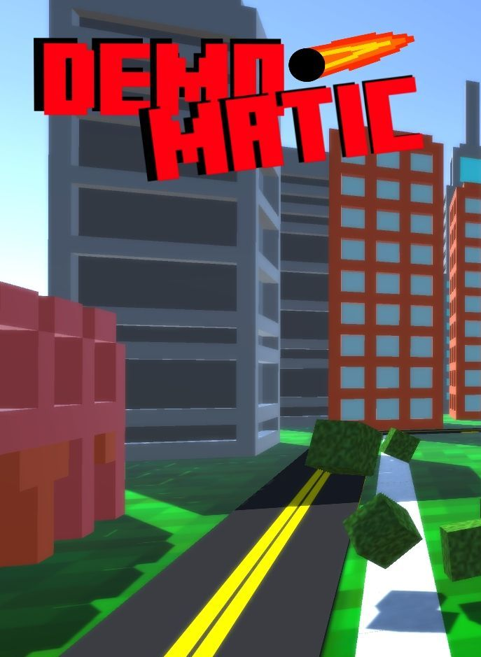 DemoMatic: Demolition Simulator
