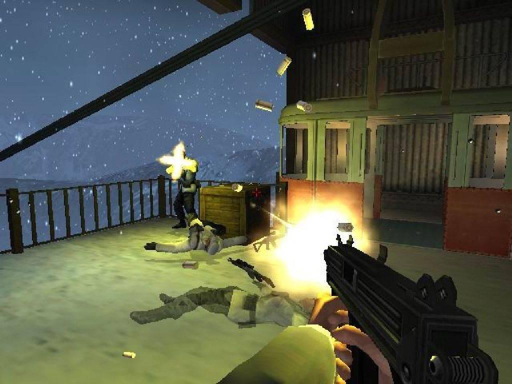 скачать игру через торрент james bond 007 nightfire