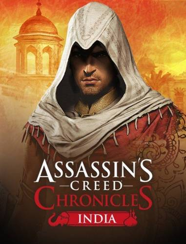 Обложка Assassin's Creed Chronicles: India