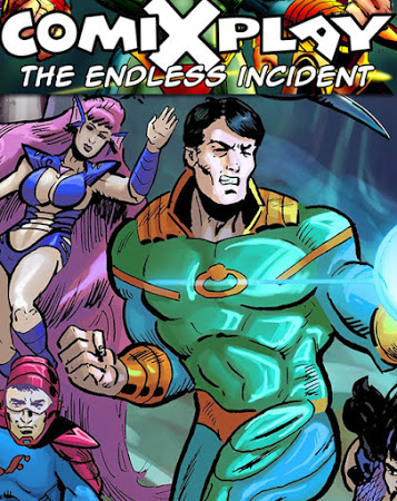 ComixPlay: The Endless Incident