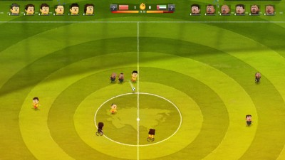 второй скриншот из Kopanito All-Stars Soccer